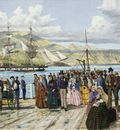 The Arrival of the Maori.