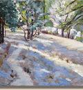 April Snow, Osprey Trail