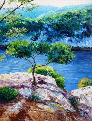 """Cove at sunrise"" Jean-Marc  JANIACZYK"