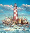 Fake Lighthouse