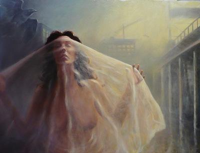Fog Woman