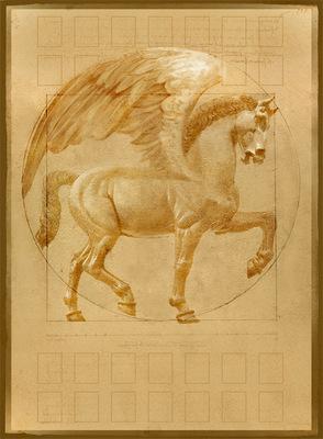 Da Vincis Pegasus