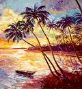 Tropical Sunset two