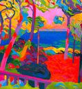Terrasse au Cap Ferret