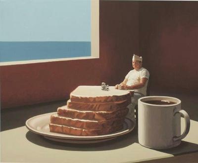 high bread repro