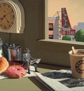 coffee and donuts giclee500