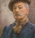 Tuke, Henry Scott 1858–1929   1920   Self portrait
