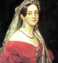 Joseph Karl Stieler   Duchess Marie Frederike Amalie of Oldenburg, Queen of Greece