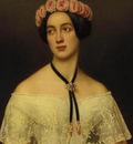 Joseph Stieler   Elisabeth von Sachsen Altenburg 1826–1896