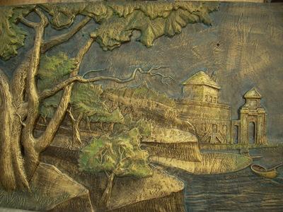 Landscape detail