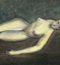 Paul Gosselin   Lying nude