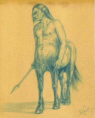 Paul Gosselin   Centaur
