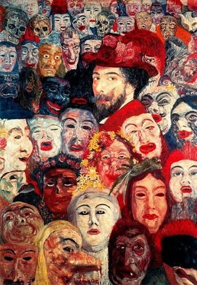 James Ensor 1864 - 1949