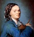 Maurice Quentin de la Tour  1704 - 1788