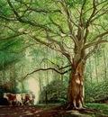 Paul Gosselin - The Plane tree