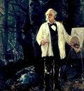 Giuseppe Palizzi 1812 - 1888  -  Self portrait