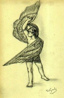 Paul Gosselin - Icarus