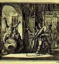Jan Luycken  1649 - 1712