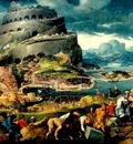 Maarten van Heemskerk  1498-1574  -  The Tower of Babel