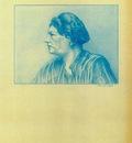 Yvonne Serruys by Paul Gosselin