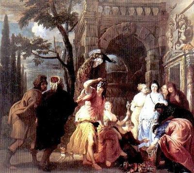 Erasmus Quellinus  1607 - 1678