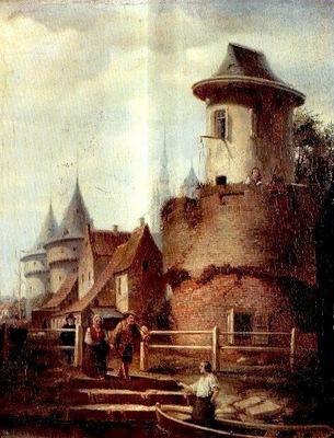 Henri De Praetere  1815 - 1890