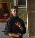 Yuri Orlov  Selfportrait