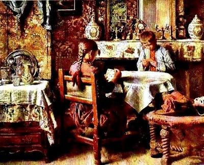Henri De Braekeleer 1840 - 1888