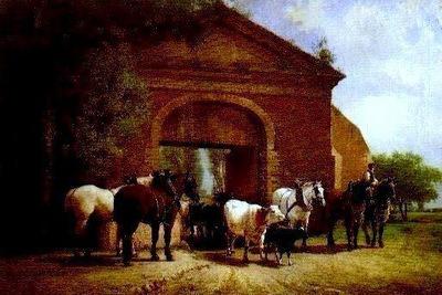 Edmond De Praetere  1826-1888