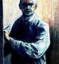 Paul Gosselin Self portrait