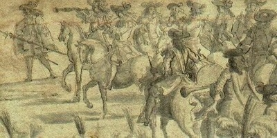 Adam Frans van der Meulen  1632 - 1690
