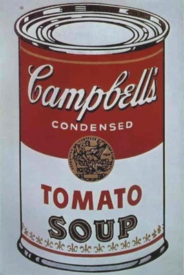 Andy Warhol  1928 - 1987