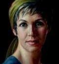 Marina Dieul - Self portrait