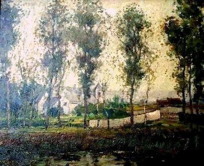 Paul Mathieu  1872 - 1932