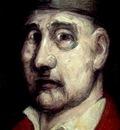Nico van Rijn  1887-1962  -  Self portrait