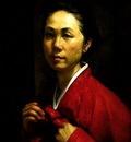 Shin-Young An   Self portrait