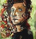 Tina Vanbiervliet  Self portrait