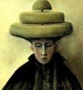Paul Gosselin - Daphne  (Surrealism)