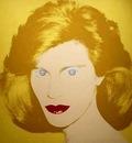 Andy Warhol  1928 - 1987 Self portrait - Popart