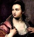 Marietta Robusti  1560 - 1590