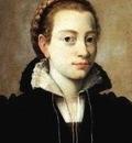 Sofonisba Anguissola  1527-1625  -  Self portrait