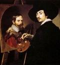 Nicolas Régnier  1591 - 1667