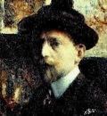 Georges Lemmen - Self portrait