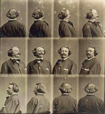 Felix Nadar  1820-1910  - Self portrait