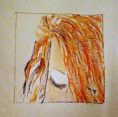 Pauline Schreibers - Self portrait