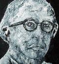 Albert Raty  - Self portrait