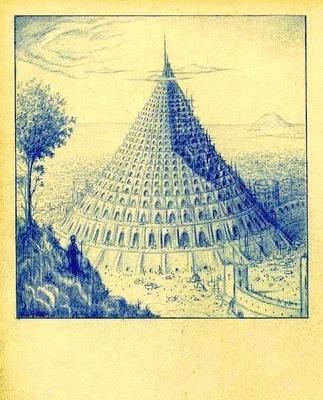 Paul Gosselin - The Tower of Babel