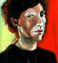 Tina Vanbiervliet - Self portrait