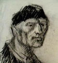 Paul Charles Ragueneau - Self portrait