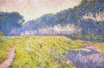Emmanuel Viérin - Pointillism